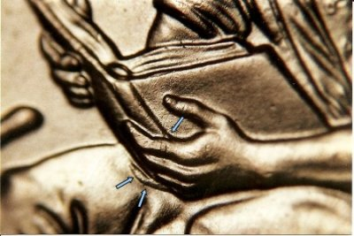 2009 Doubled Die Lincoln Cent #25