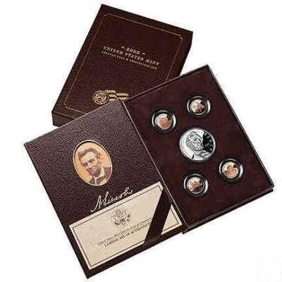 Lincoln Cent Chronicles Set