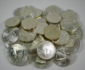 Silver Commemorative Dollars